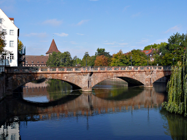Maxbrücke Nürnberg