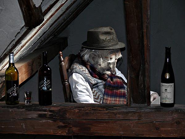 Café Sherlock © Martina Hildebrand 2013